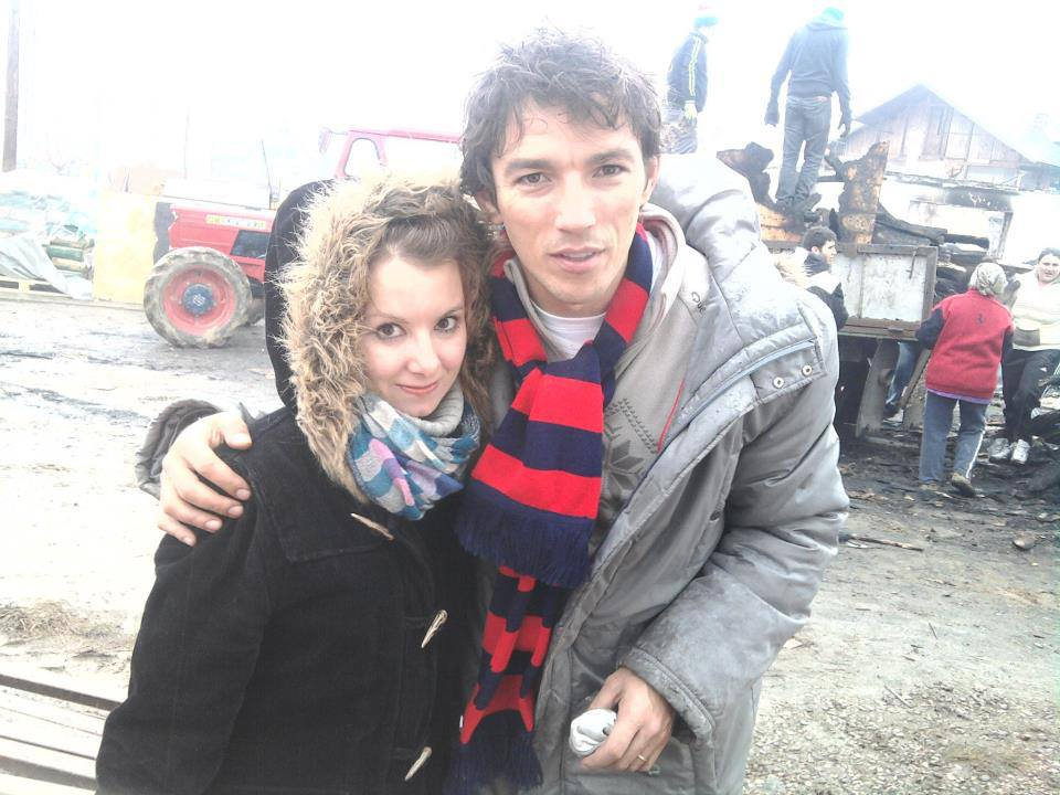 Nicoleta și Goerge Ogăraru