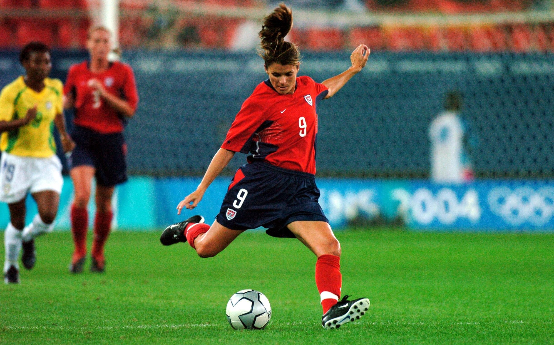 Mia Hamm – regina fotbalului