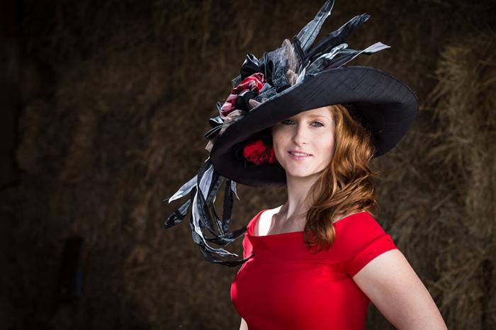 Rosie cu pălărie