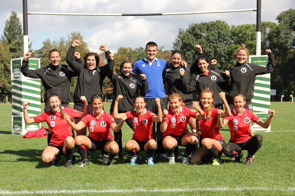 U Cluj rugby în 7 feminin