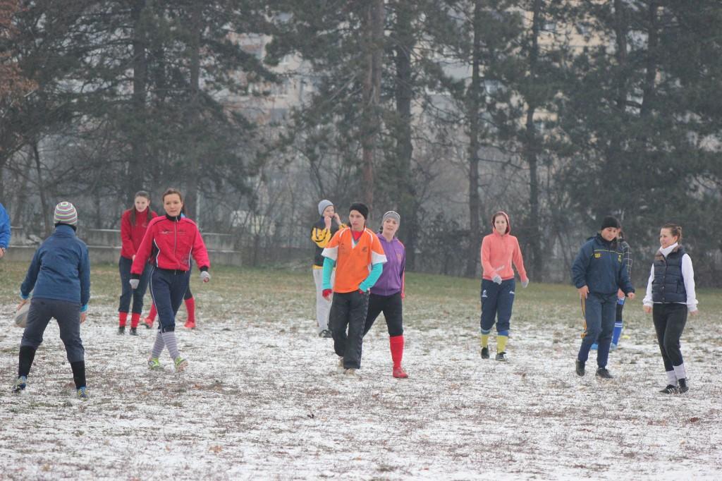 U cluj la rugby feminin în 7