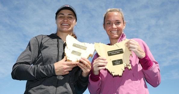 GALERIE FOTO: Monica Niculescu a câștigat turneul de la Hobart
