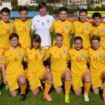 România s-a clasat pe locul cinci la Kuban Spring Cup U19