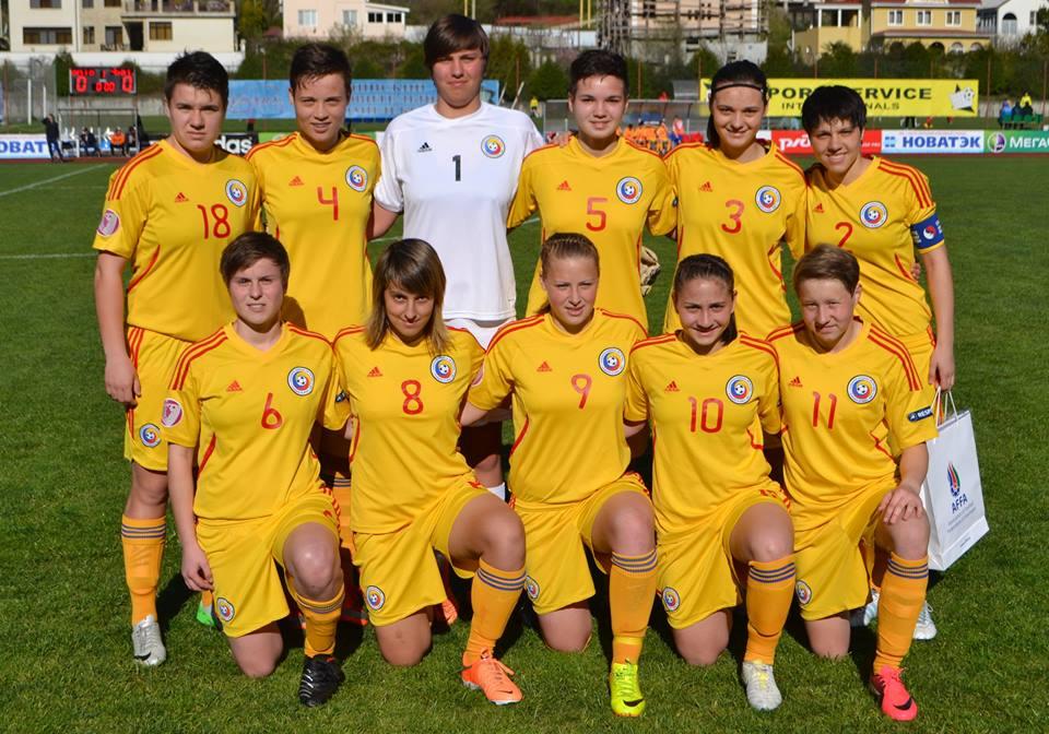 Naționala României U19 Fotbal Feminin