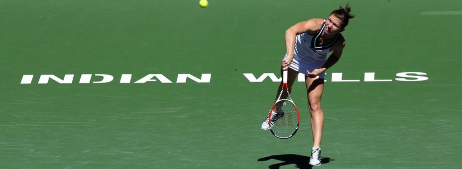 INDIAN WELLS: Simona Halep s-a oprit în semifinale